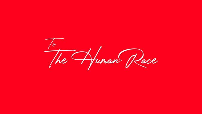 For The Human Race